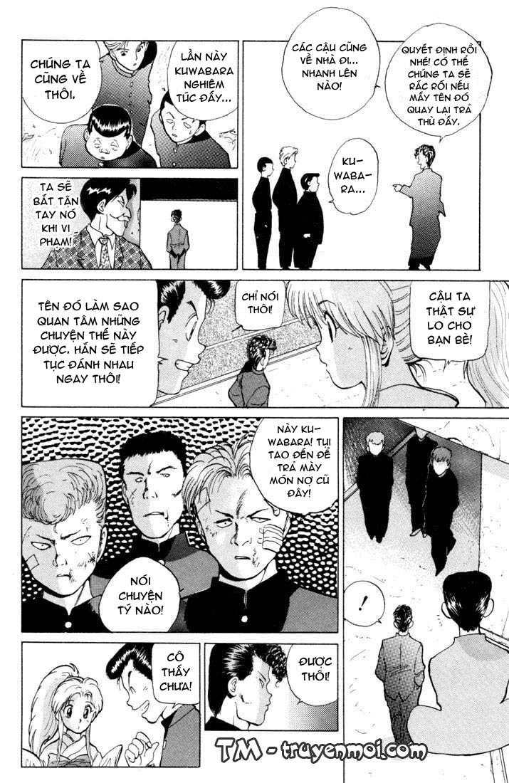 Hành trình của Uduchi chap 007: lời hứa trang 9
