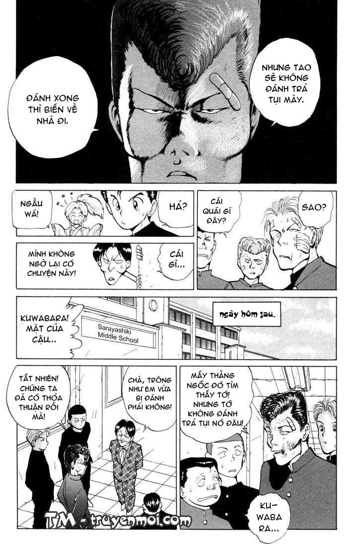 Hành trình của Uduchi chap 007: lời hứa trang 10