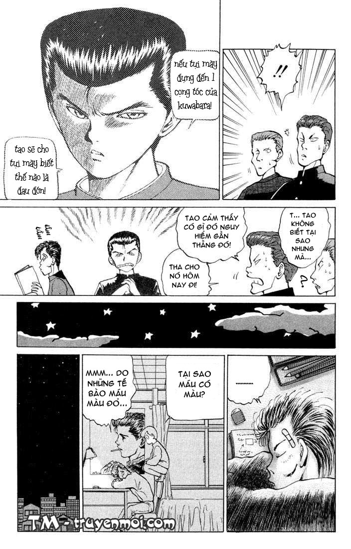 Hành trình của Uduchi chap 007: lời hứa trang 14