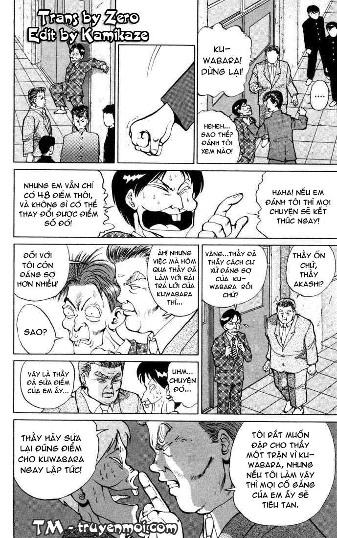 Hành trình của Uduchi chap 007: lời hứa trang 19
