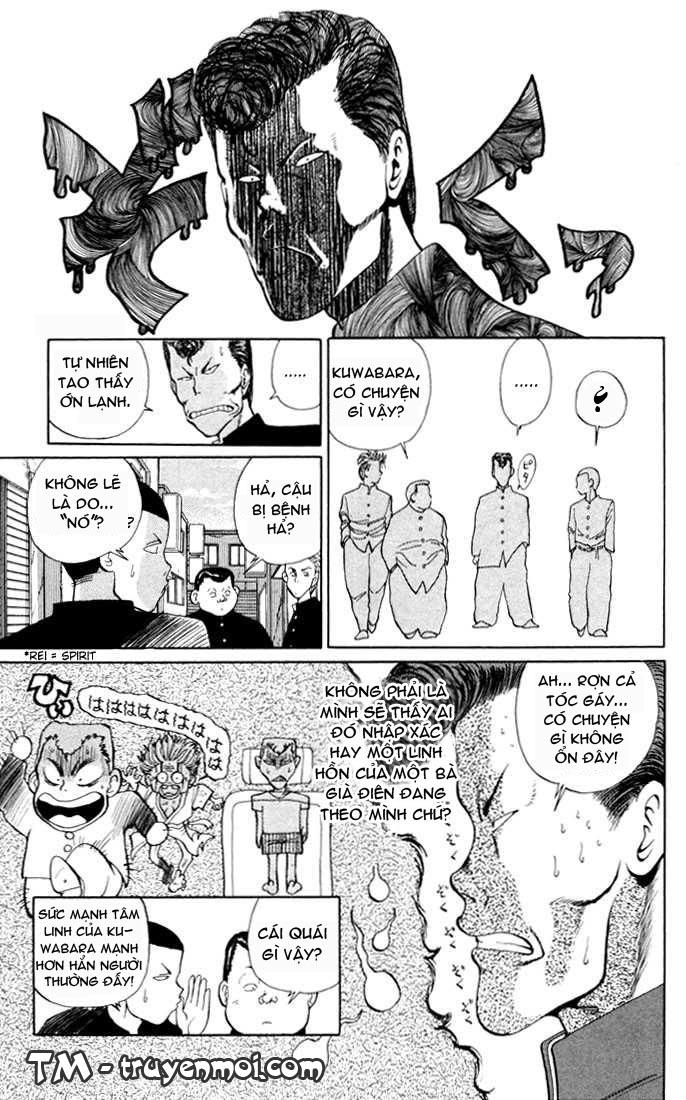Hành trình của Uduchi chap 003: khởi đầu trang 8
