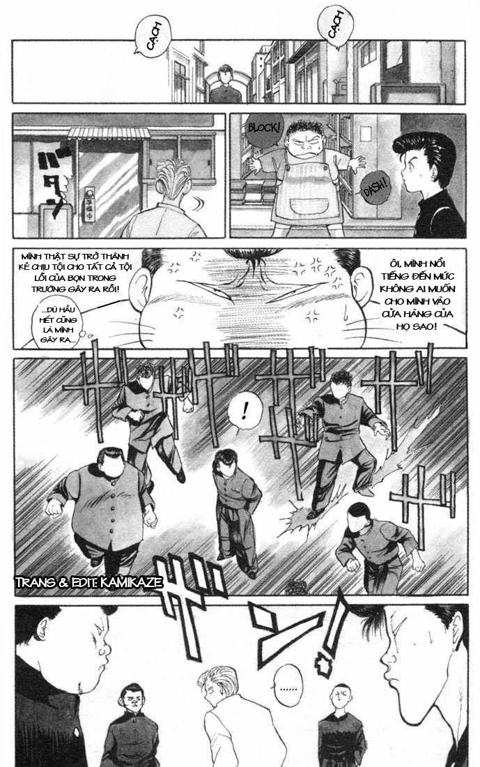 Hành trình của Uduchi chap 001a: khởi đầu từ cái chết trang 18