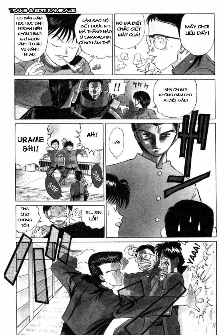 Hành trình của Uduchi chap 001a: khởi đầu từ cái chết trang 10