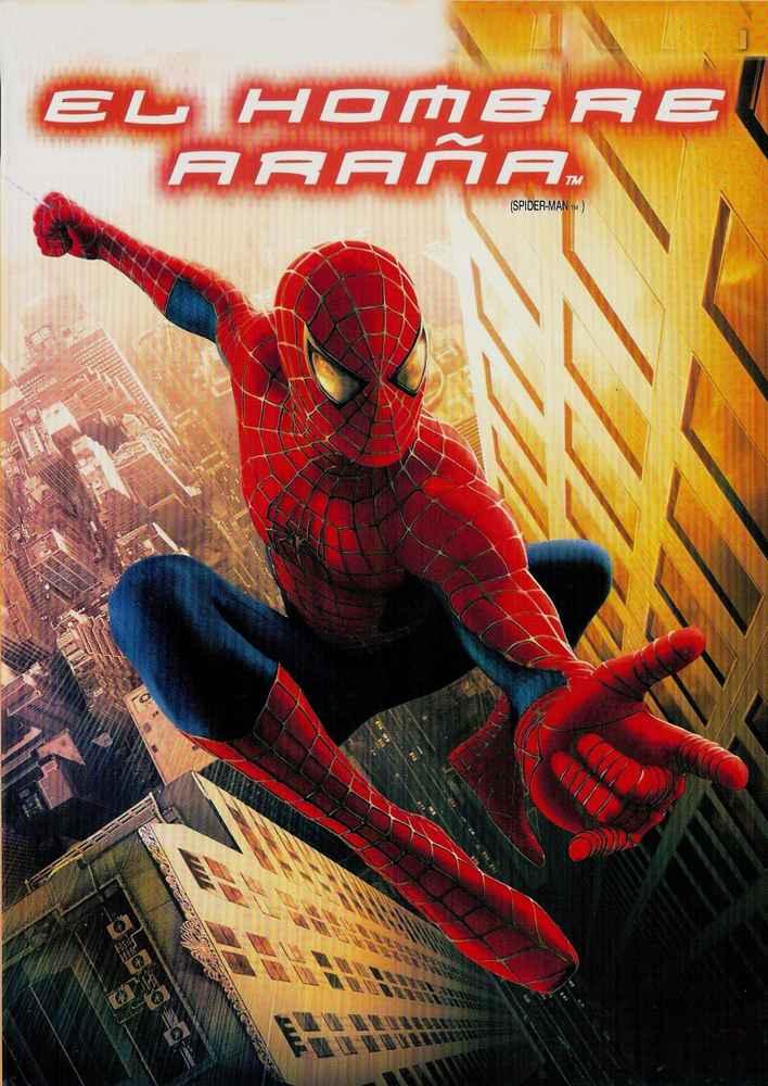 ESTRENOS DVD: El Hombre Araña