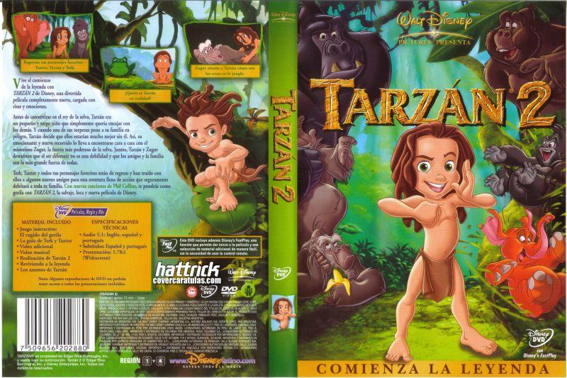 """Vive el comienzo de la leyenda con """"TARZÁN 2"""", una cómica película ..."""