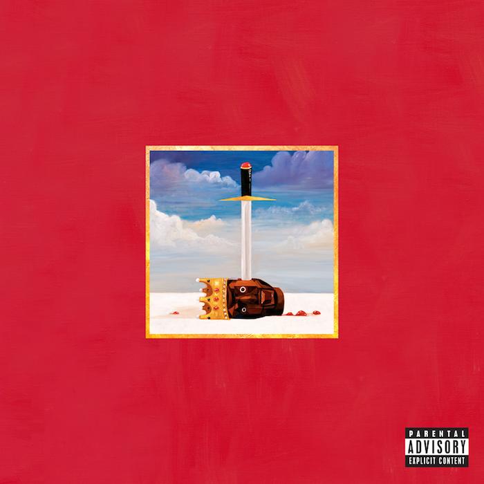 Fans VR-46: All Of The Lights Kanye West Album Artwork