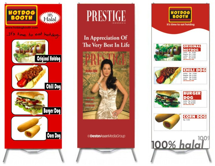 Pt Cahaya Lintas Media Quadra Digital Printing