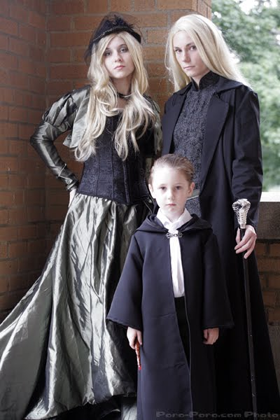 Pansy Parkinson And Draco Malfoy Son