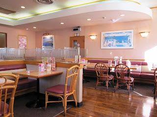 Inside Japan: Jonathan's (breakfast)