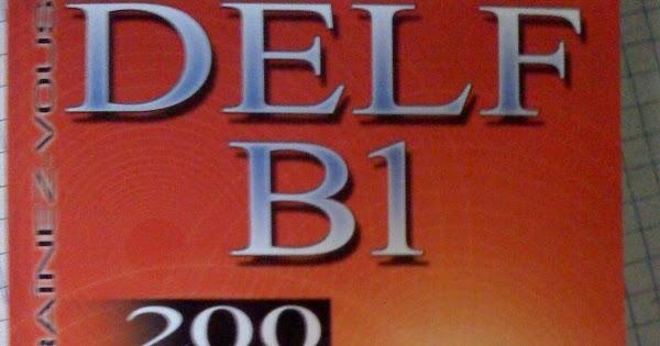 Delf B1 Topics