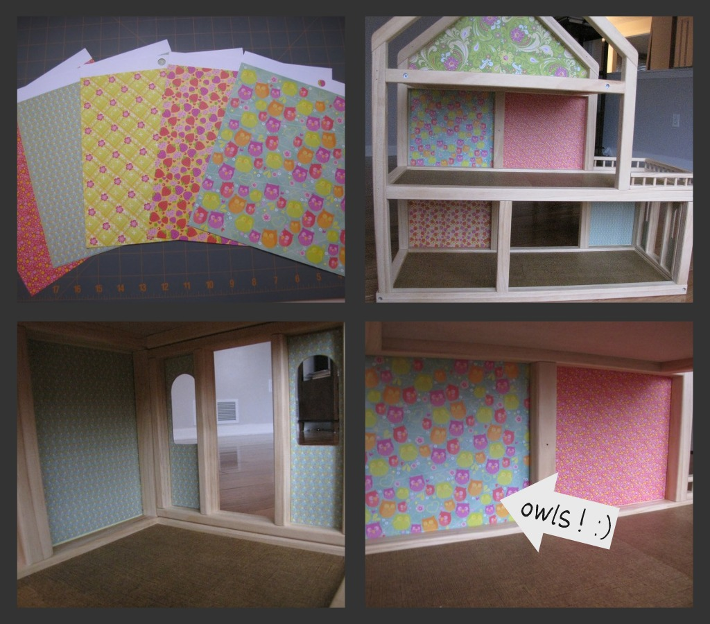 Printable Dolls House Wallpaper Ideas For Home Decorating