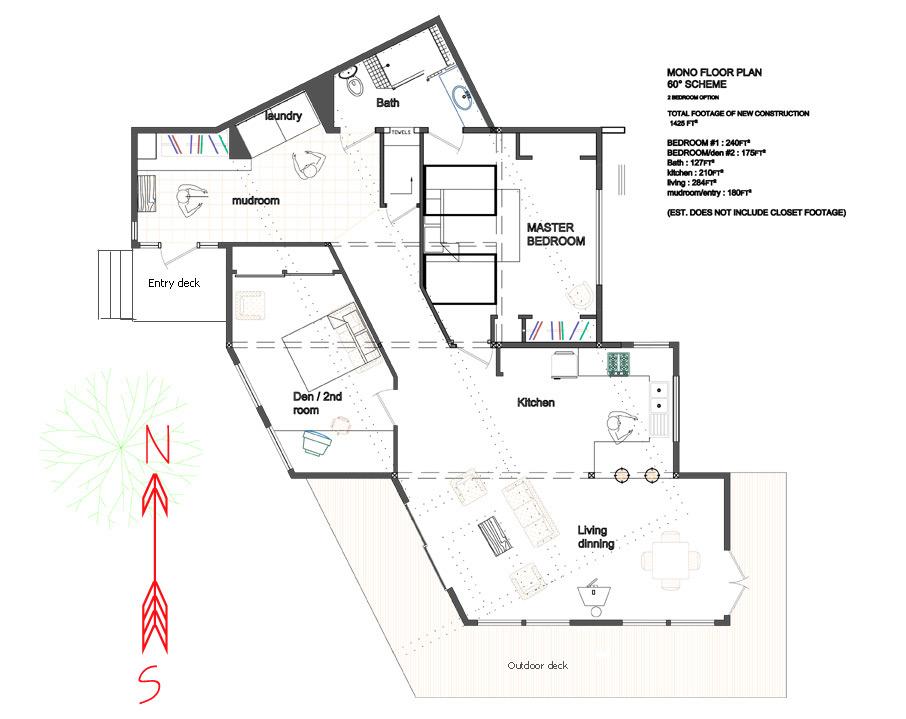 17 Fresh Passive Solar Small House Plans House Plans