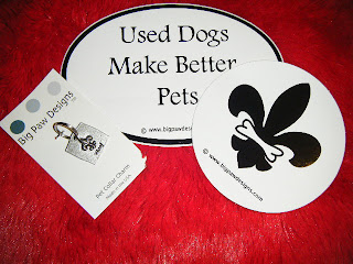 { REVIEW } Big Paw Designs...
