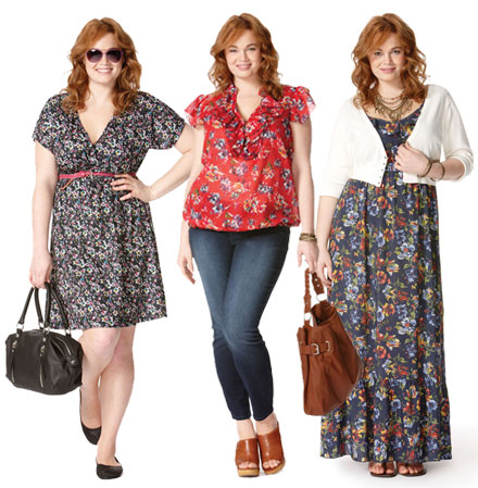 5543272fa2 TARGET S PURE ENERGY 2011 SPRING PLUS SIZE LOOKBOOK
