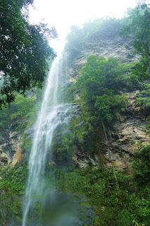 Trinidad and Tobago: Maracas Waterfall  Trinidad And Tobago Maracas Falls