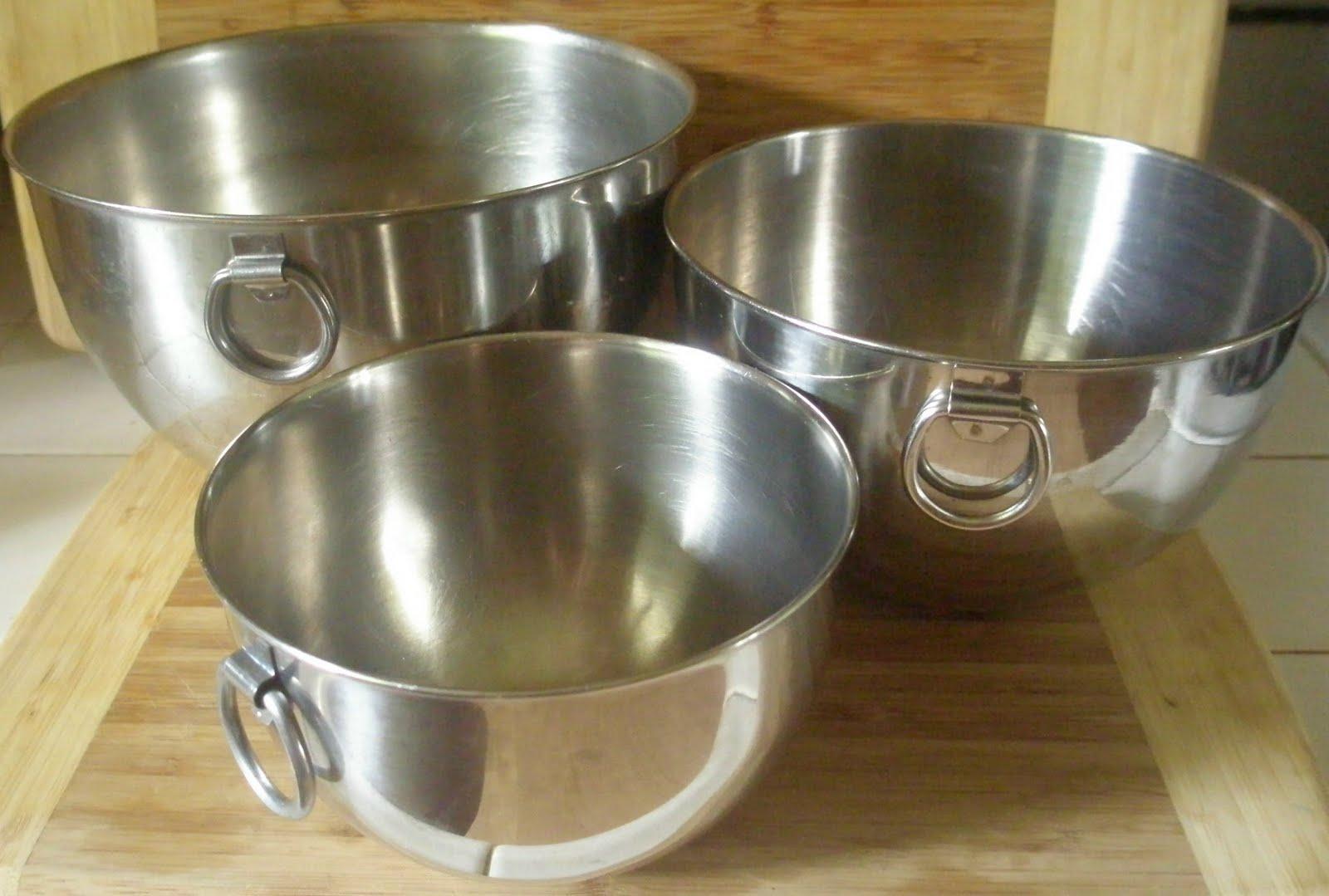 Baking Tip: Bring Mixing Bowls to Room Temperature - Art ...