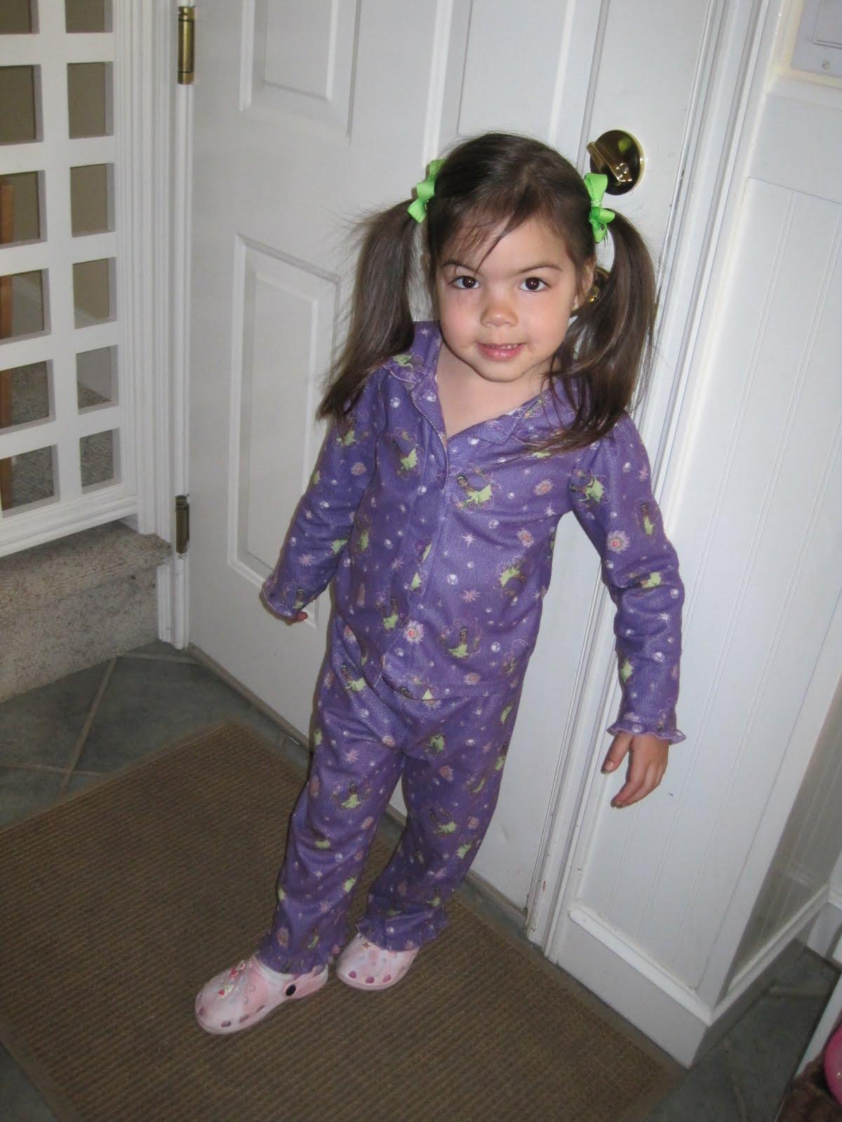 Kout Kids In Hampton Pajama Day At School 04 22 10