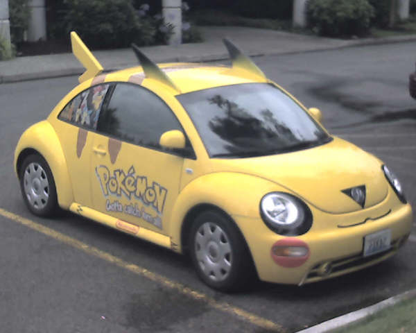 If You Call A Slug Bug And It S Not Really Re Disqualified For The Rest Of Week 2 Another Person Same One