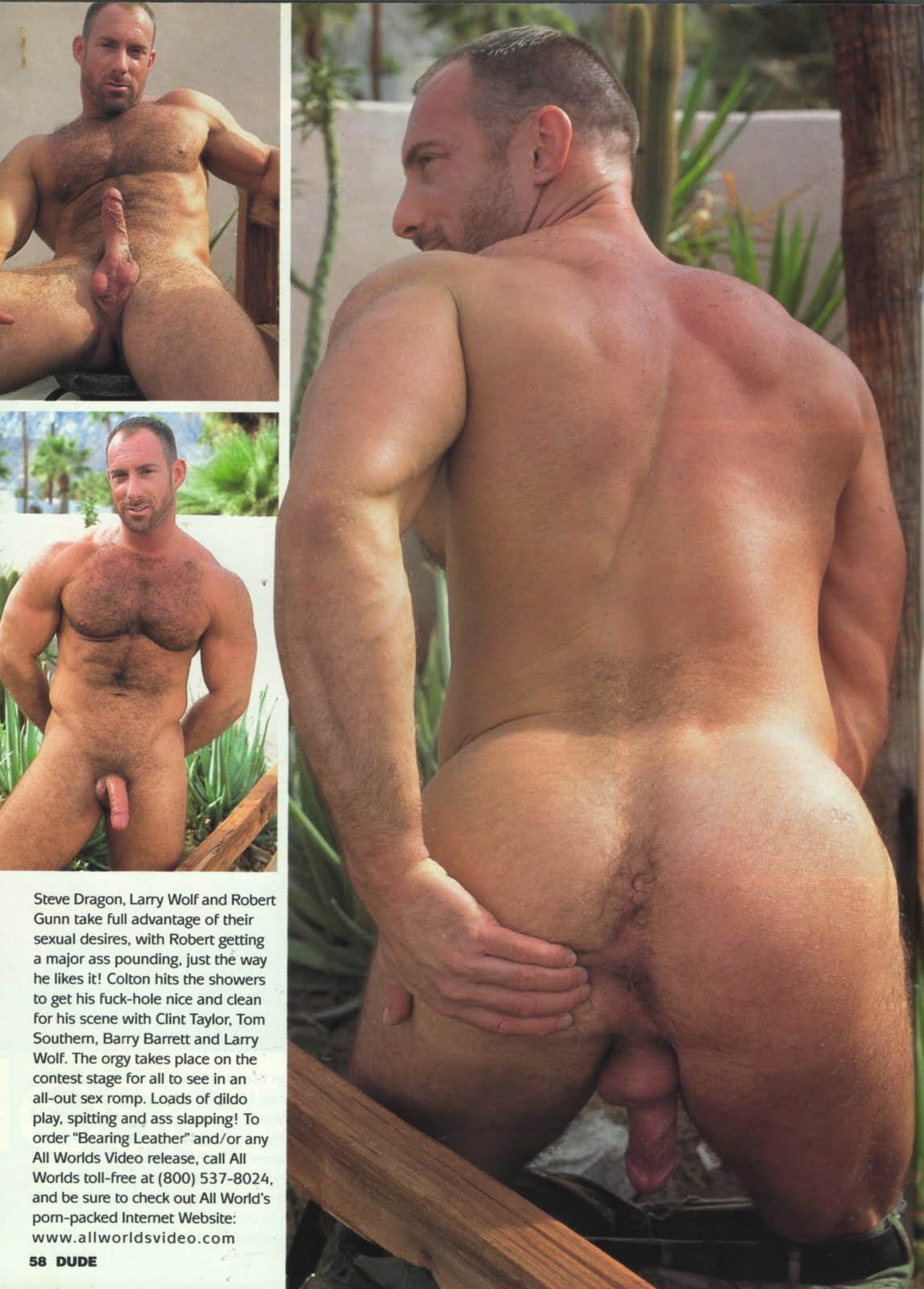 Eric Evans Gay Porn