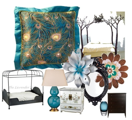 Peacock Themed Bedroom: 1000+ Images About Peacock Room On Pinterest