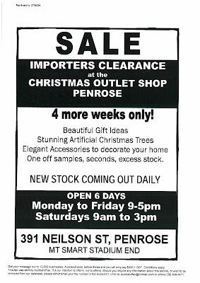 MySale  Christmas Outlet Shop Importers Clearance Sale 773412743d