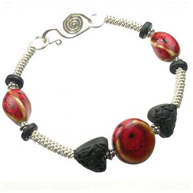 Lampwork by Lori: Call for Wire Jewelry Photos