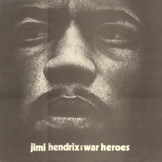 Rock On Vinyl Jimi Hendrix War Heroes 1972