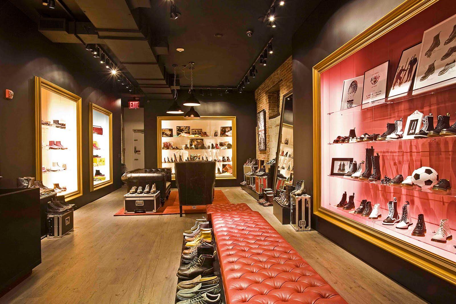 Repetto Shoe Store Nyc