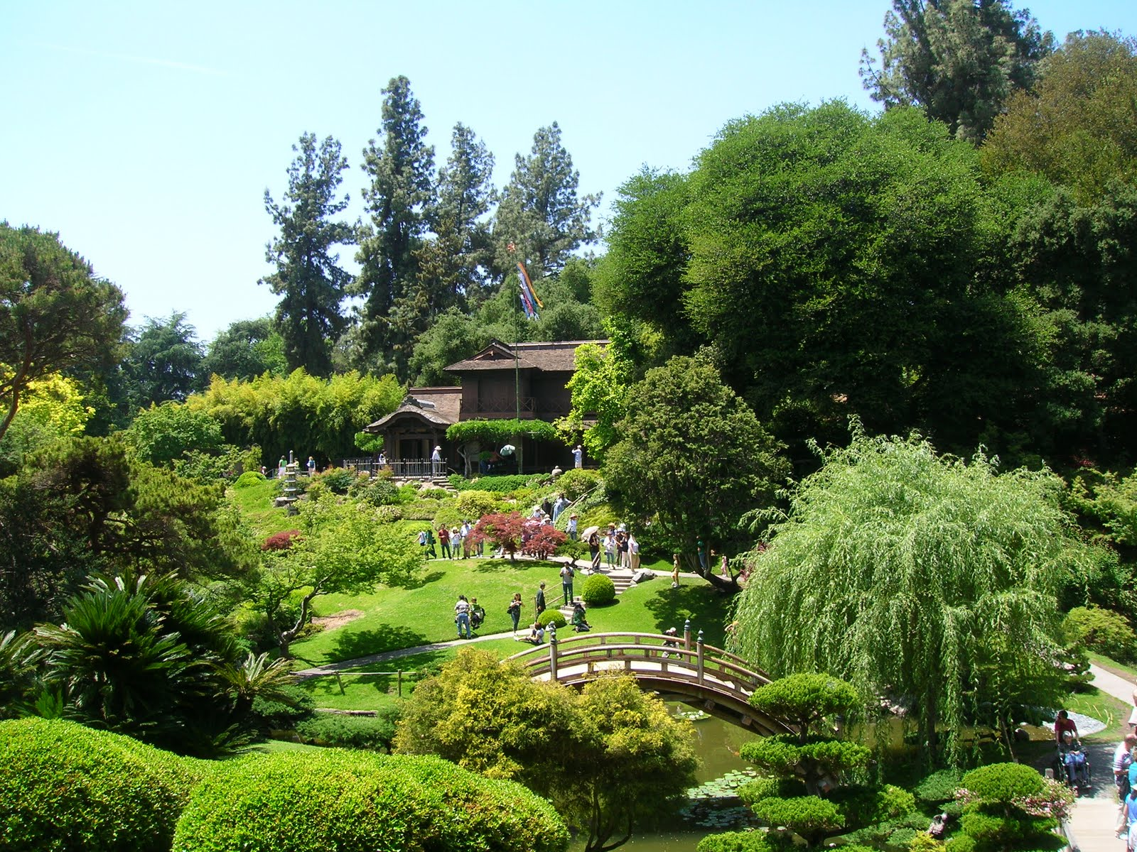 The Huntington Library Art Collections And Botanical Gardens Open Green Map