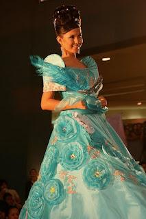 Global Style Lifestyle The Colorful Santacruzan
