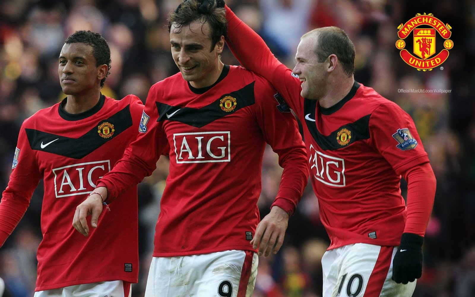 MANCHESTER UNITED FC 03 29 10