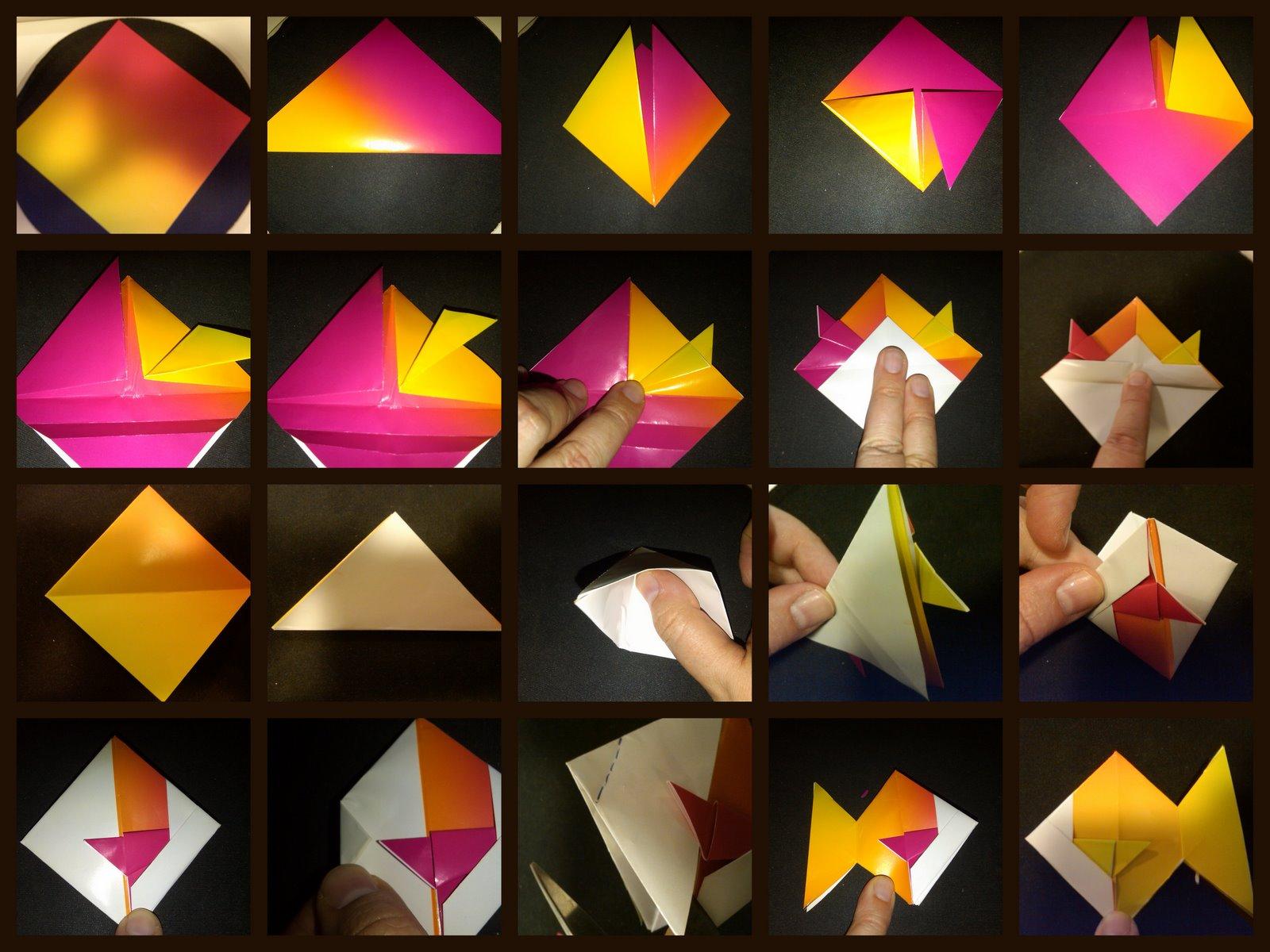 wasandres origami fisch am freitag. Black Bedroom Furniture Sets. Home Design Ideas