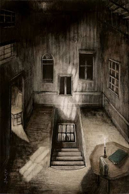 Santiago Caruso, House of Windows