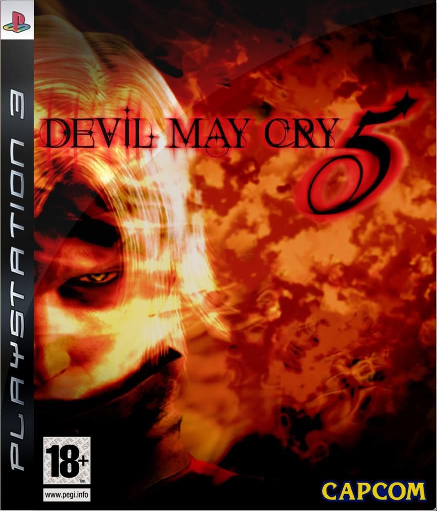 Devil May Cry 5: Devil May Cry 3: Devil May Cry 5
