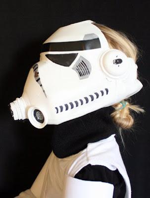 Milk Jug Storm Tropper Helmet