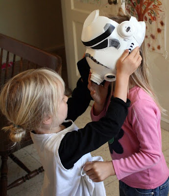 Filth Wizardry: Milk Jug Storm Trooper Helmet