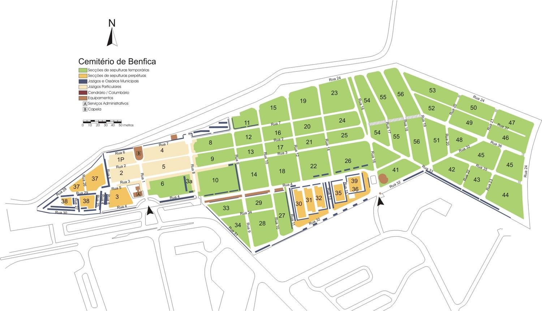 cemiterio de benfica mapa Mort Safe: Turismo Tumular cemiterio de benfica mapa