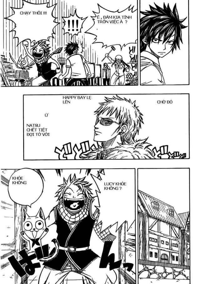 Fairy Tail Chap 67