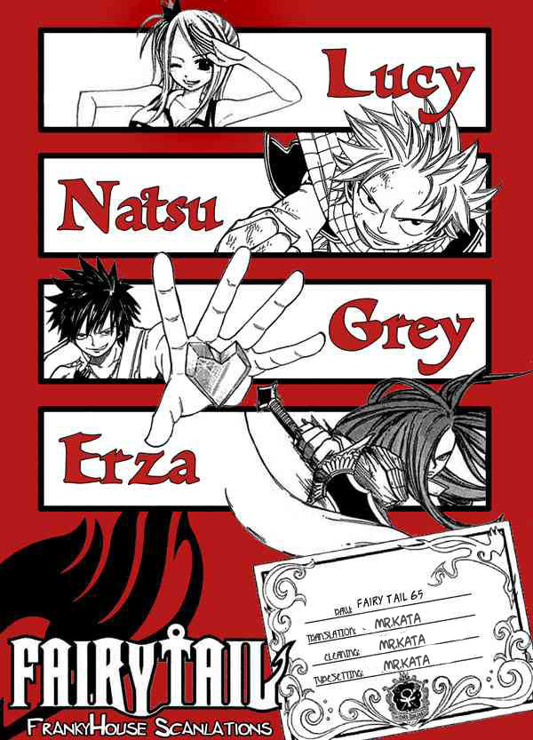 Fairy Tail Chap 65