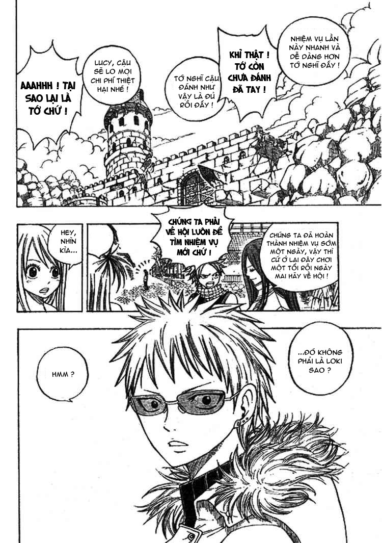 Fairy Tail Chap 71