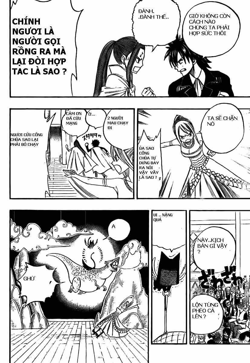 Fairy Tail Chap 70
