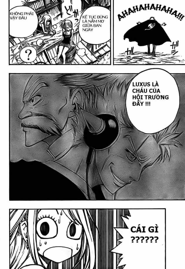 Fairy Tail Chap 69