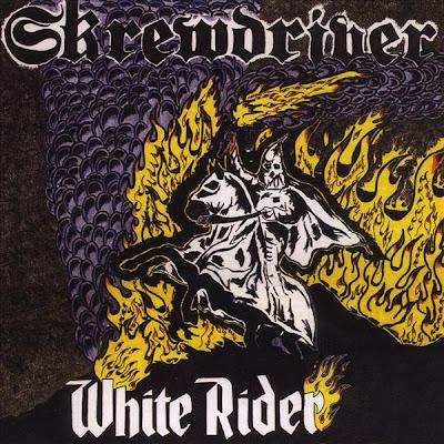 Combate Nueva España: Skrewdriver (Inglaterra) - White rider