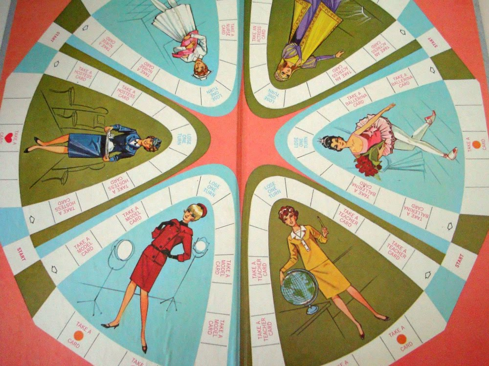 bohemian season Mad Men board games What shall I be? The exciting