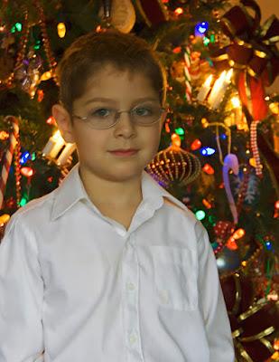 My Little Man Round 2 – Ryan's First Christmas Concert