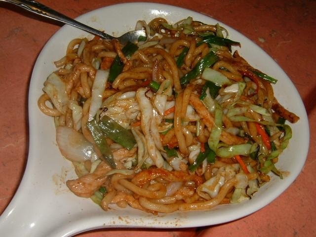How to make chow mein at home indian style
