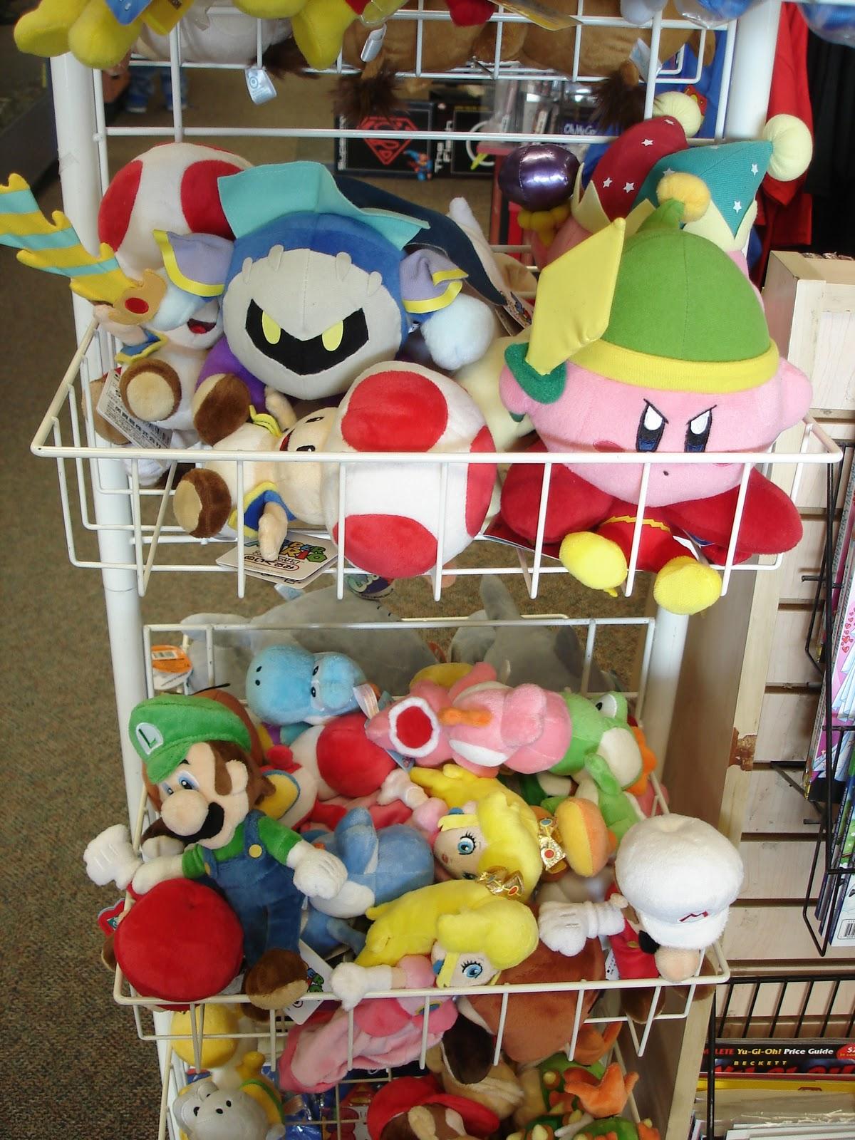 Nitendo Toys 94