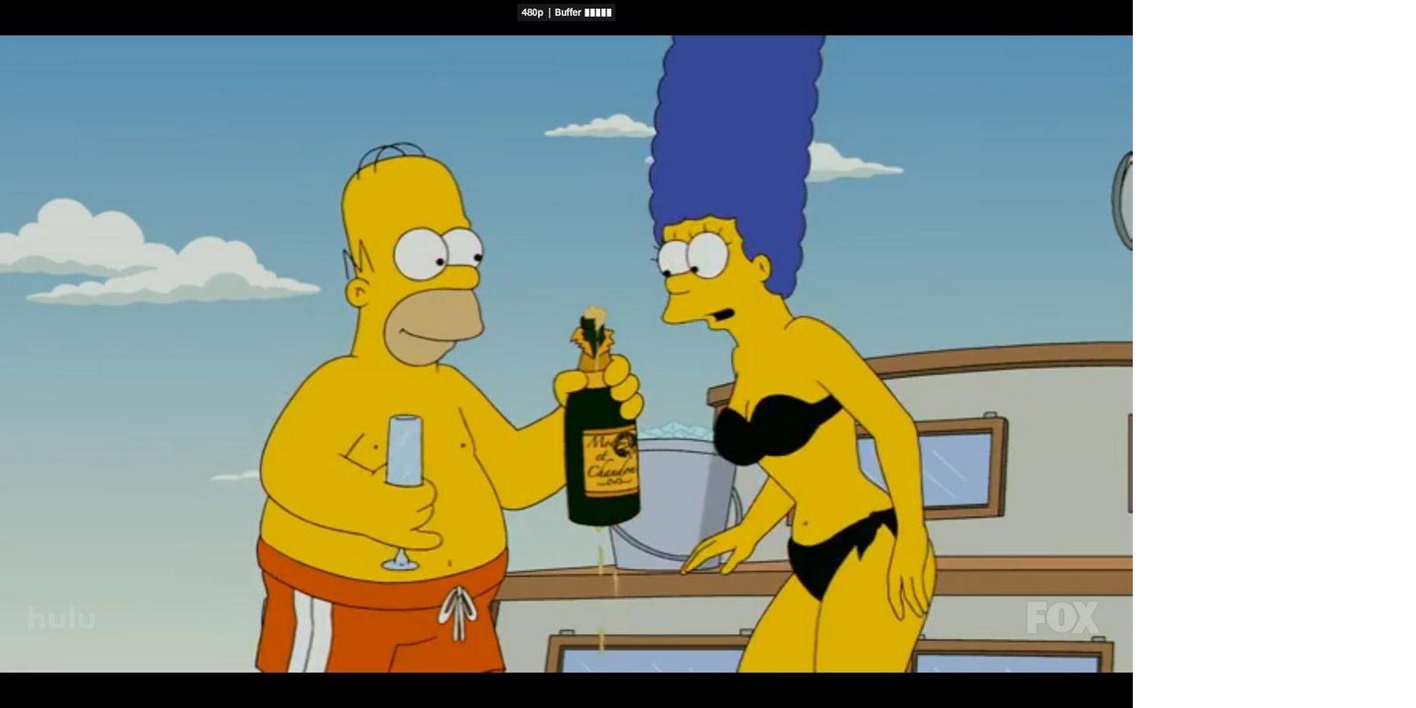 Marge simpson hot pics - Marge simpson nud ...