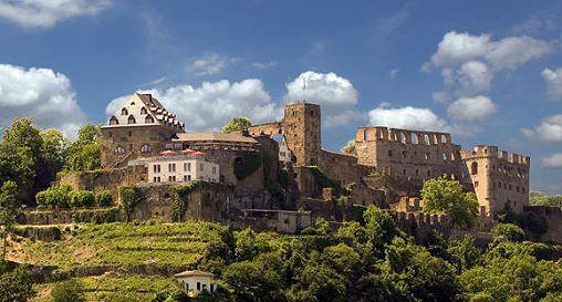 Romantik Hotel Schloss Rheinfels St Goar