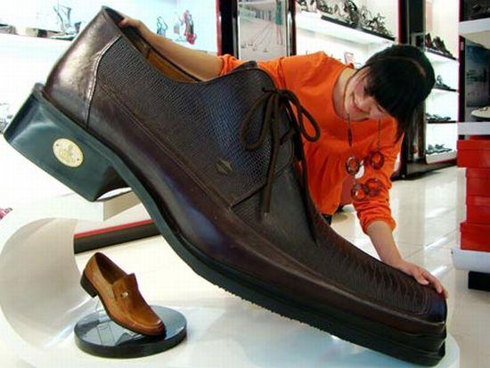 Alam Channa Shoe Size
